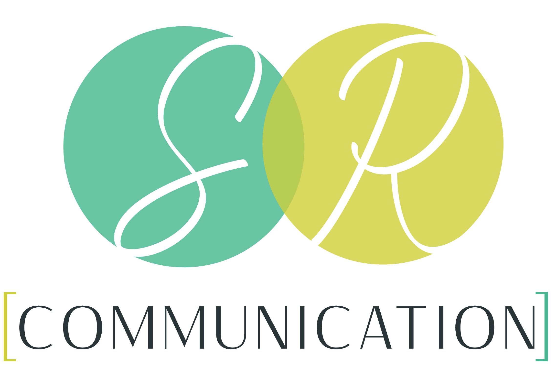 Création du logo SR Communication
